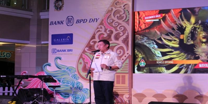 Malam Pungkasan Jogja Great Sale 2018 dihadiri Oleh Walikota dan Wakil Walikota Yogyakarta