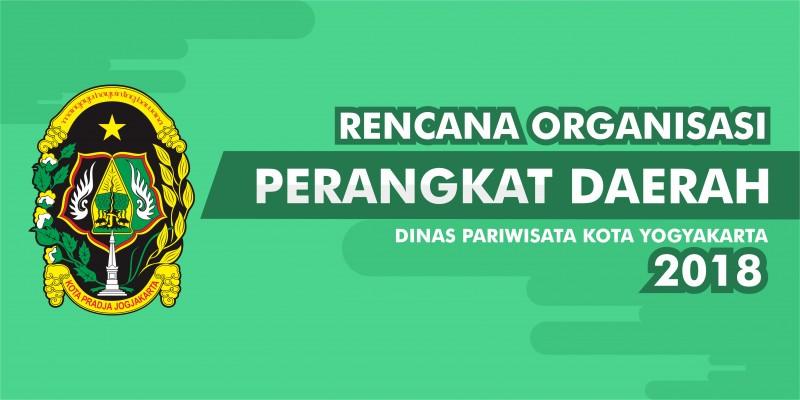 Rencana Organisasi Perangkat Daerah Tahun 2018