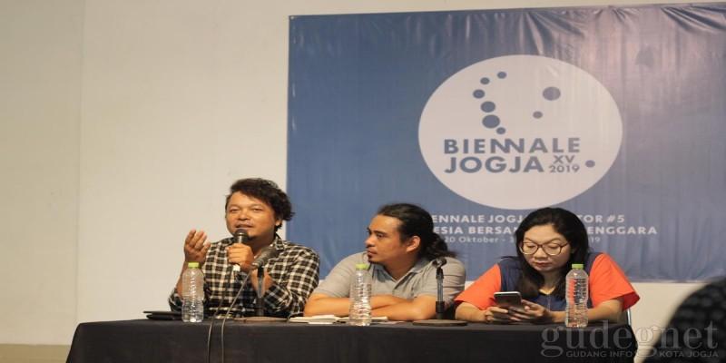 Biennale Jogja 2019 Gandeng Seniman Asia Tenggara