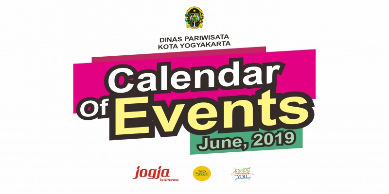 Calendar Of Events Juni 2019