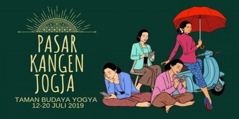 Pasar Kangen Jogja 2019