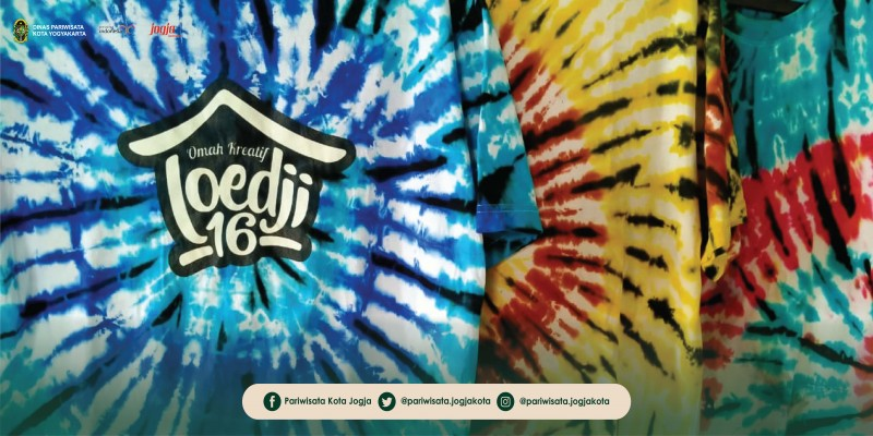 Omah Kreatif Loedjie 16 Mendukung Kegiatan Pariwisata Kota Yogyakarta Melalui Pengembangan Ekonomi Kreatif