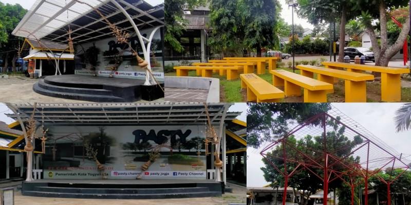 PASTY Movement Point, Ruang Publik Multifungsi di Jogja Selatan