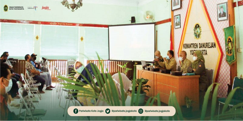 PKL Kawasan Malioboro Garda Depan Pelayanan Pariwisata