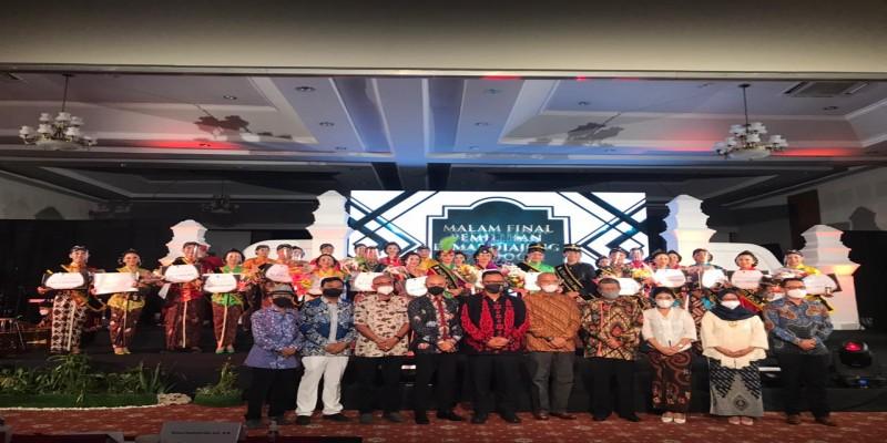 Dimas Rafif Dan Diajeng Bita Siap Mengemban Tugas Duta Wisata Kota Yogyakarta