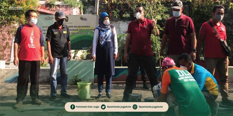 Pemkot Yogyakarta Ajak Kampung Wisata Peringati Hari Sepeda dan Lingkungan Hidup Sedunia