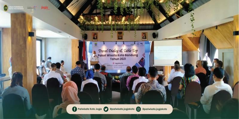 Kota Bandung dan Kota Yogyakarta Siap Tingkatkan Wisata Belanja