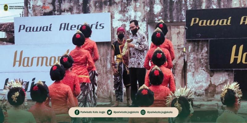 Potensi Wisata Kota Jogja Selatan Terangkum Dalam Pawai Alegoris Harmoni Jogja