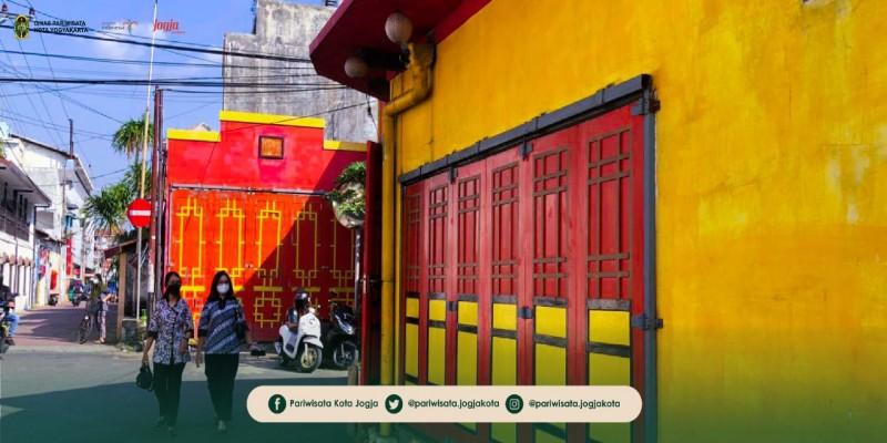 Menapak Tilas Jejak Tionghoa di Kampung Ketandan Yogyakarta