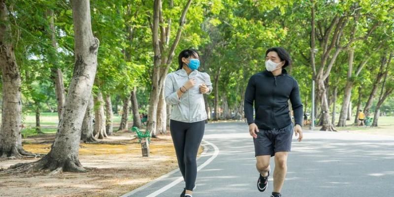 Tips Berolahraga di Masa PPKM Darurat