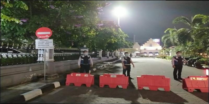 Melintas Kota Yogyakarta saat PPKM Darurat Cermati Titik Penutupan Penggal Jalan