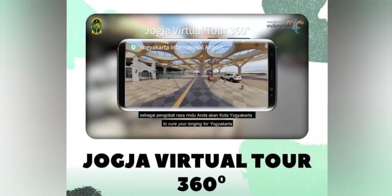Virtual Tour 360, Alternatif Wisata Di Tengah Pandemi