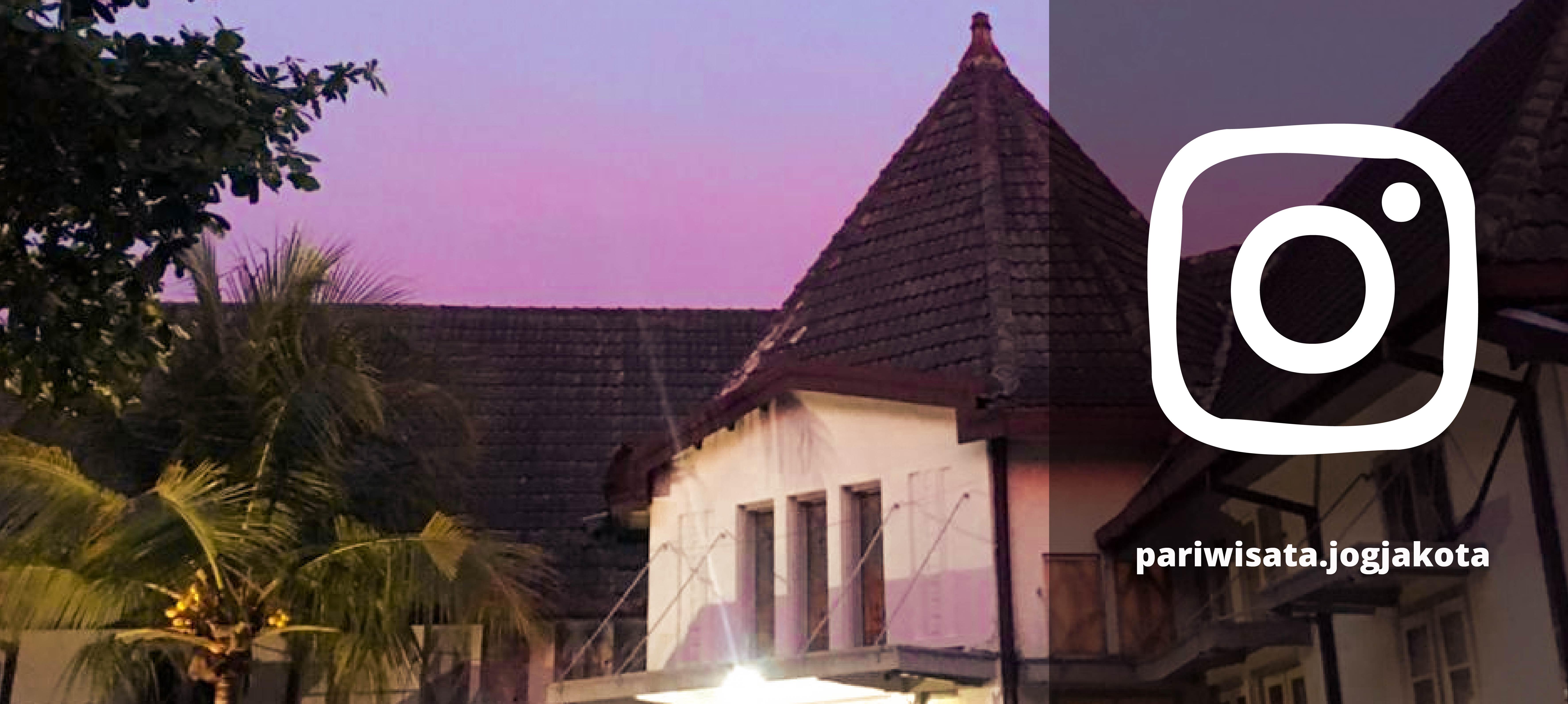 Instagram Resmi Dinas Pariwisata Kota Yogyakarta