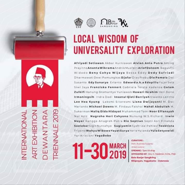 International Art Exhibition Dewantara Trienalle