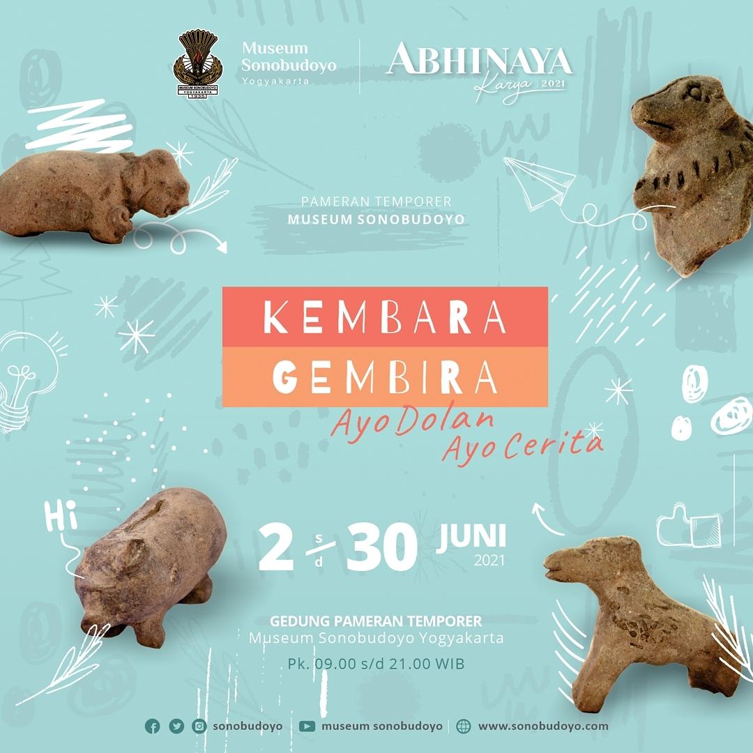 Pameran Temporer Abhinaya Karya 2021