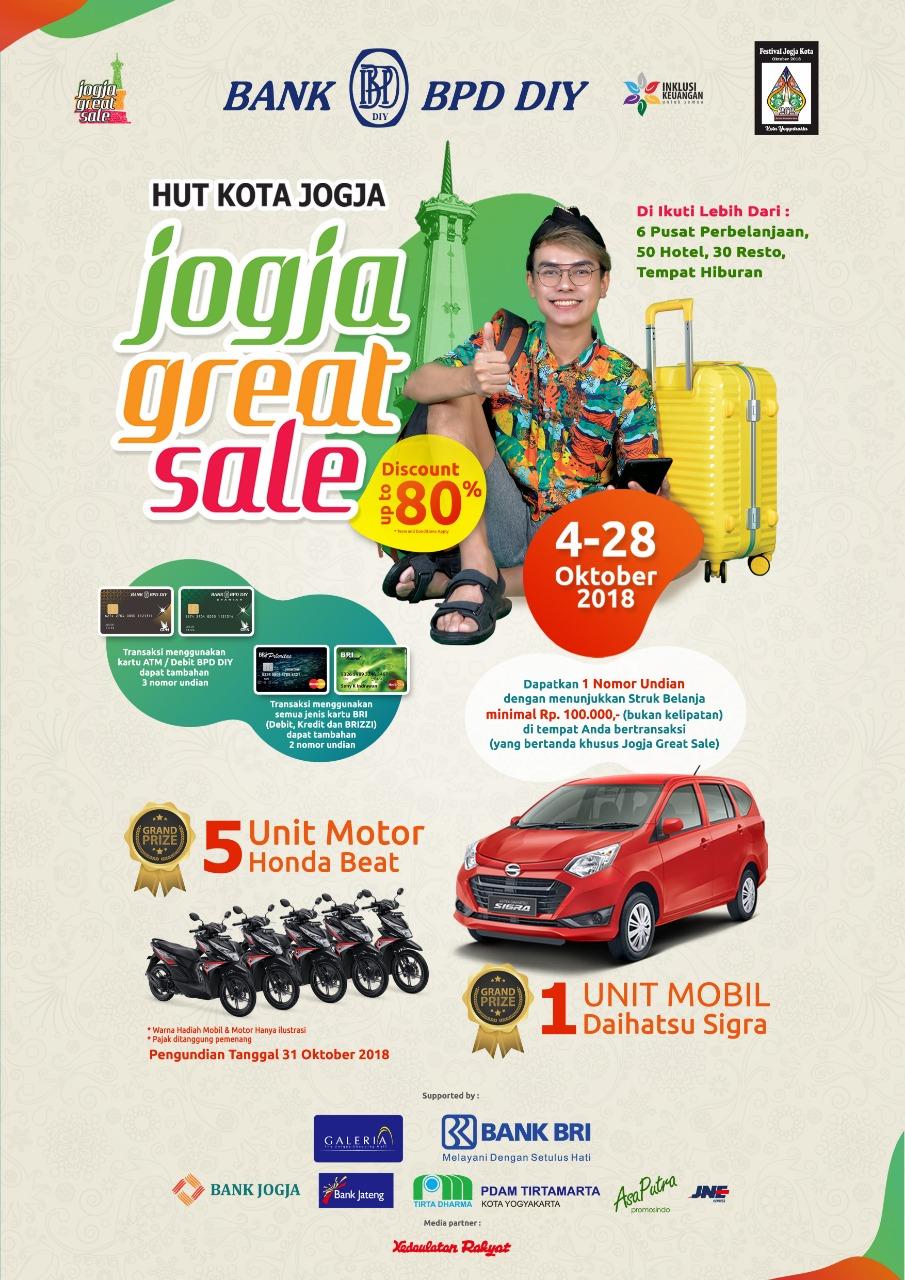 Jogja Great Sale 2018